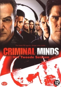 Criminal Minds - Seizoen 2-DVD