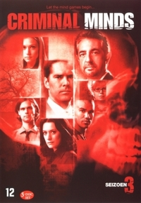 Criminal Minds - Seizoen 3-DVD