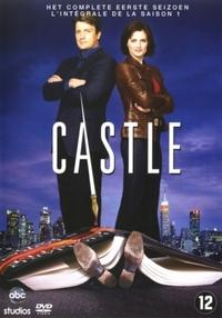Castle - Seizoen 1-DVD