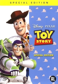 Toy Story 1 (Special Edition)-DVD