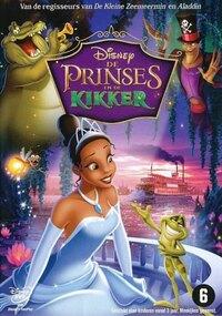De Prinses En De Kikker-DVD
