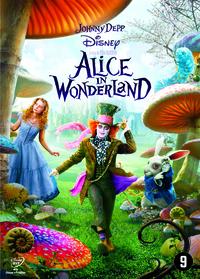 Alice In Wonderland (2010)-DVD