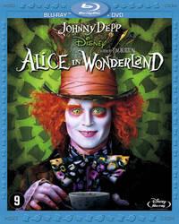 Alice In Wonderland (2010) (Blu-Ray En DVD)-Blu-Ray