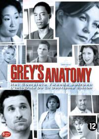 Grey's Anatomy - Seizoen 2-DVD