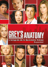 Grey's Anatomy - Seizoen 4-DVD
