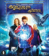 The Sorcerer's Apprentice-Blu-Ray