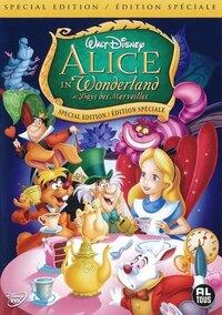 Alice In Wonderland (Special Edition)-DVD