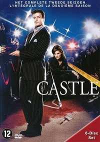 Castle - Seizoen 2-DVD