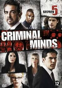 Criminal Minds - Seizoen 5-DVD