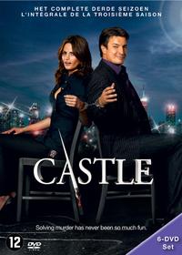 Castle - Seizoen 3-DVD