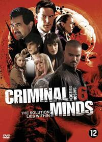 Criminal Minds Seizoen 6 (6DVD)-DVD