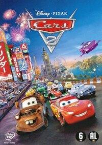 Cars 2-DVD