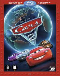 Cars 2 (2D+3D Blu-Ray)-3D Blu-Ray
