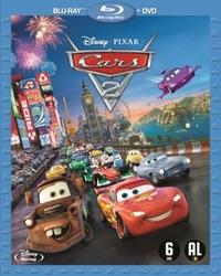 Cars 2-Blu-Ray