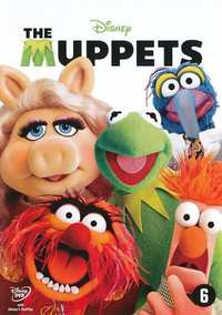 The Muppets-DVD