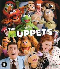 The Muppets-Blu-Ray
