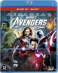 The Avengers (3D En 2D Blu-Ray)-3D Blu-Ray