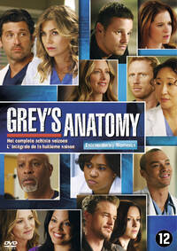 Grey's Anatomy - Seizoen 8-DVD