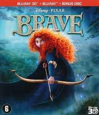 Brave (2D+3D Blu-Ray)-3D Blu-Ray