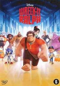 Wreck-It Ralph-DVD