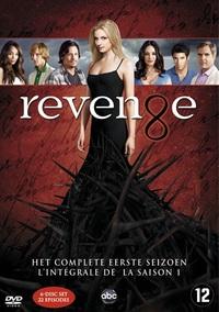 Revenge Season 1-DVD