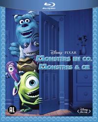 Monsters En Co.-Blu-Ray