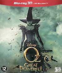Oz: The Great And Powerful (3D En 2D Blu-Ray)-3D Blu-Ray