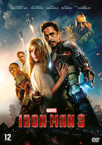 Iron Man 3-DVD