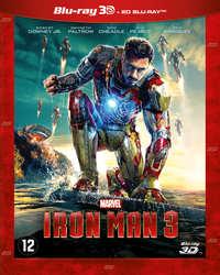 Iron Man 3 (3D En 2D Blu-Ray)-3D Blu-Ray