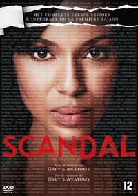 Scandal - Seizoen 1-DVD