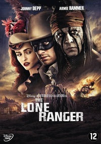 The Lone Ranger-DVD