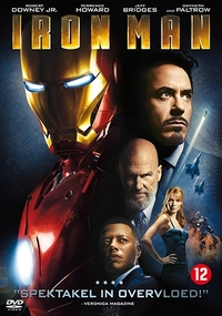 Iron Man-DVD