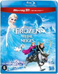 Frozen (3D+2D Blu-Ray)-Blu-Ray