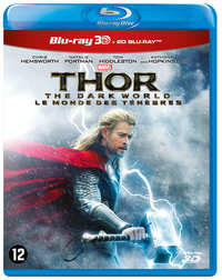 Thor - The Dark World (3D En 2D Blu-Ray)-3D Blu-Ray
