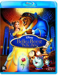 Belle En Het Beest-Blu-Ray