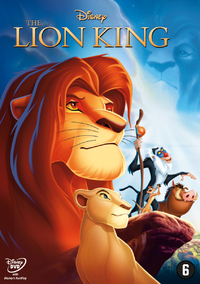 The Lion King-DVD