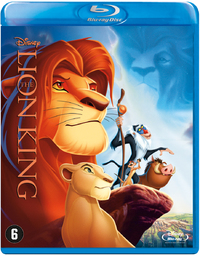 The Lion King-Blu-Ray