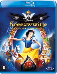 Sneeuwwitje En De Zeven Dwergen-Blu-Ray