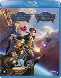 Piratenplaneet-Blu-Ray