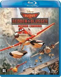 Planes 2: Redden & Blussen-Blu-Ray