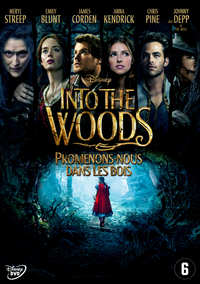 Into The Woods-DVD