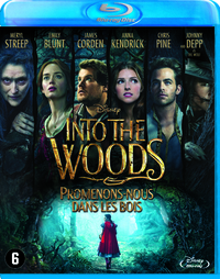 Into The Woods-Blu-Ray