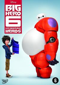 Big Hero 6-DVD