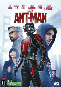Ant Man-DVD