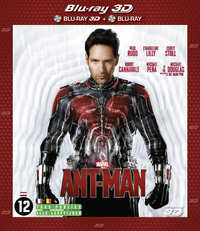Ant Man (3D En 2D Blu-Ray)-3D Blu-Ray