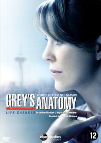 Grey's Anatomy - Seizoen 11-DVD