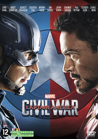 Captain America - Civil War-DVD