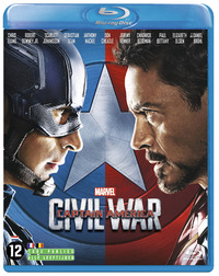 Captain America - Civil War-Blu-Ray
