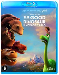 The Good Dinosaur-Blu-Ray
