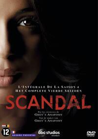 Scandal - Seizoen 4-DVD